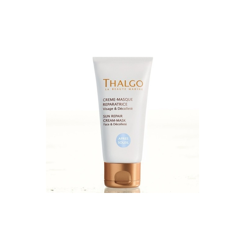 creme masque reparatrice soin apres soleil 50ml thalgo. Black Bedroom Furniture Sets. Home Design Ideas