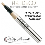 PERFECT TEINT CONCEALER -ANTI-CERNE TEINTE N°5 REFRESHING NATURAL - 2ML - ARTDECO
