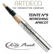 PERFECT TEINT CONCEALER -ANTI-CERNE TEINTE N°9 REFRESHING APRICOT - 2ML - ARTDECO