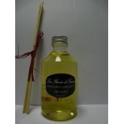 """Recharge diffuseur ambiance """" Muguet """" + 5 tiges - 250 ml - Les fleuris de Grasse"""