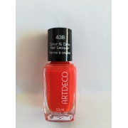 ARTDECO Vernis COLOR & CARE NAIL LACQUER N° 438 HYDRA COCOONING BASIC
