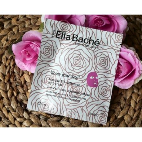Ella Baché 'Roses' Your Day 1 masque Bio-Cellulose Hydratant 16ml