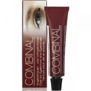 DYE FOR EYEBROWS AND EYELASHES COLOR BROWN 15ml - COMBINAL