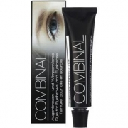 DYE FOR EYEBROWS AND EYELASHES COLOR BLACK 15ml - COMBINAL