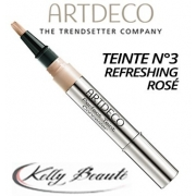 PERFECT TEINT CONCEALER N°3 REFRESHING ROSÉ. - ARTDECO