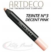 CAMOUFLAGE STICK N°3 DESCENT PINK - ARTDECO