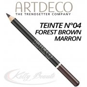 KAJAL LINER N°04 FOREST BROWN - ARTDECO