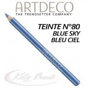 SOFT KAJAL LINER N°80 BLUE SKY - ARTDECO