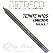 SOFT EYE LINER WATERPROOF N°85 DAMASK VIOLET - ARTDECO