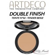 DOUBLE FINISH N°02 - ARTDECO